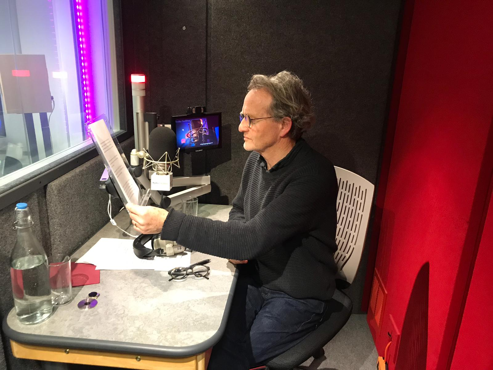 Anton Lesser from 'Game of Thrones' and Endeavour'