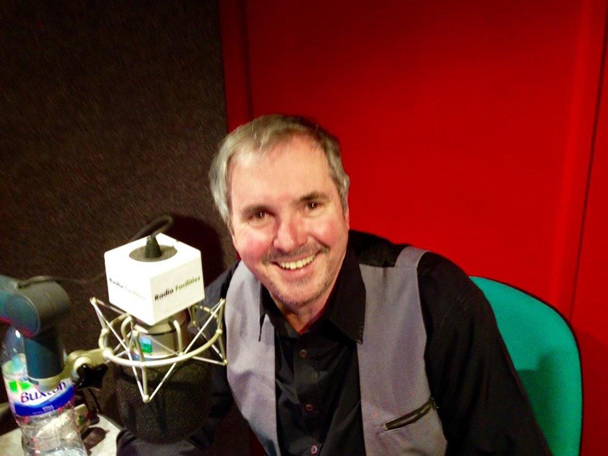 Alan Fletcher, a.k.a. Dr Karl from 'Neighbours'