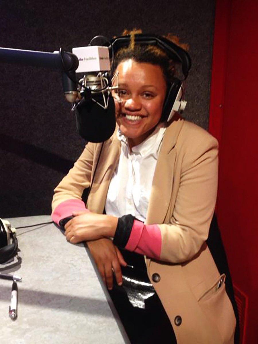 Radio 1's Gemma Cairney