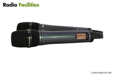 Sennheiser G3 Handheld Microphones