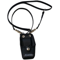 Carry Pouch with Shoulder Strap (radio supplied separately)
