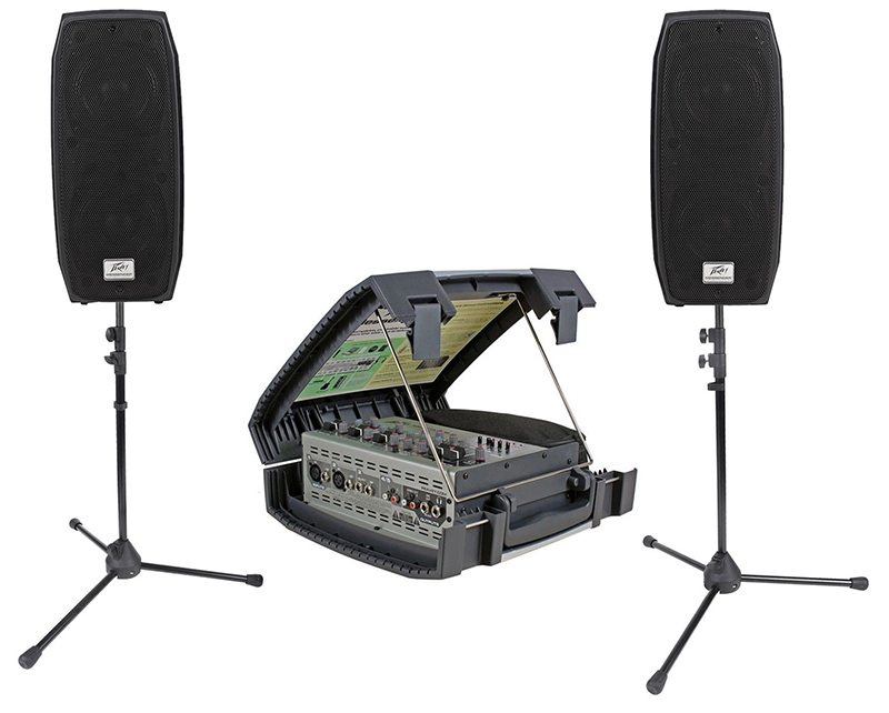 The Peavey Messenger Lite Small PA System