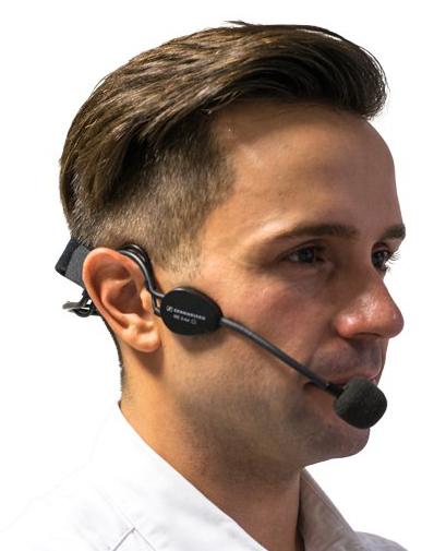 Sennheiser ME3 Headset Mic