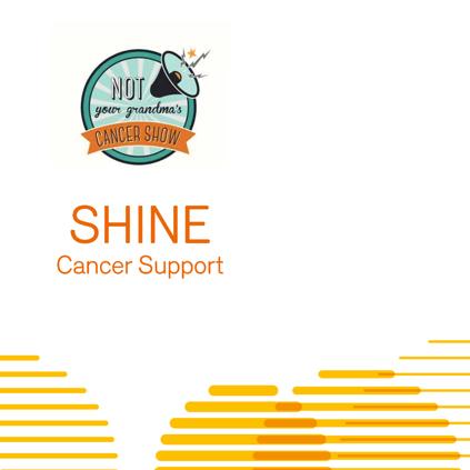 Shine Cancer Support artwork