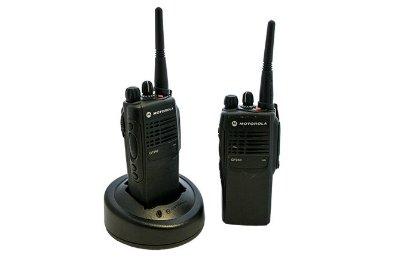 Motorola GP340 Analogue Two-Way Radio